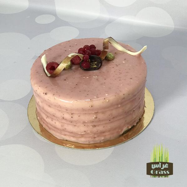 Berry with Vanilla