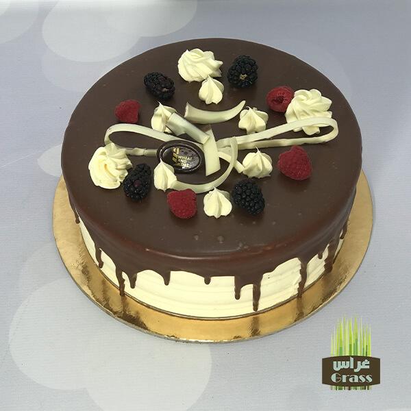 Dark Chocolate with Berry