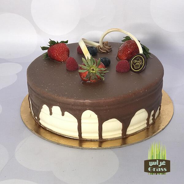 Dark Chocolate with Strawberry