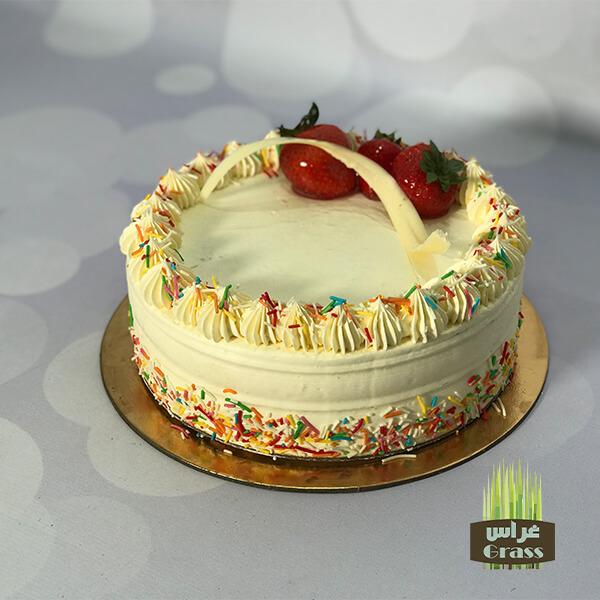 Colorful Vanilla Sprinkles