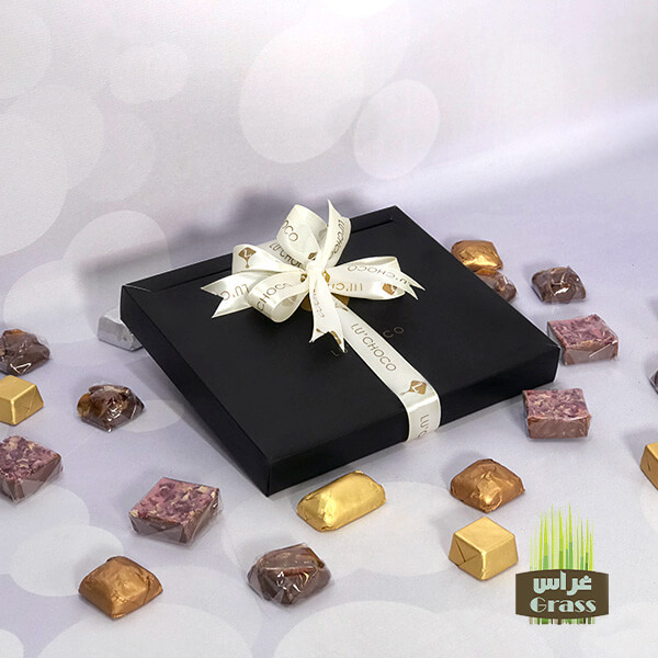 Black Box LU'CHOCO Chocolate 500 Gram